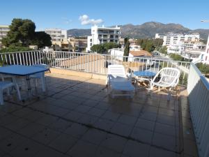142 - Apartamento con vistas espectaculares mar y montaña