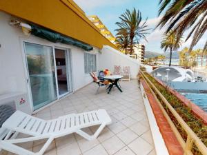 206 - Appartement en bord de mer avec vue panoramique